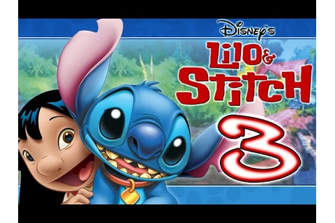 Disney's Lilo and Stitch (PS1) Game Walkthrough Part 3 ...