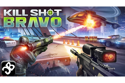 Kill Shot Bravo (By Hothead Games) - iOS / Android ...