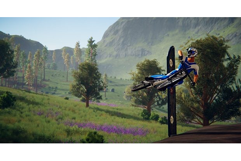 Descenders goes free-riding in free update - Expansive