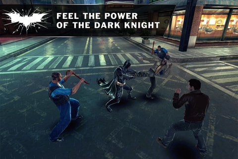 The Dark Knight Rises Video Game Screenshot 3