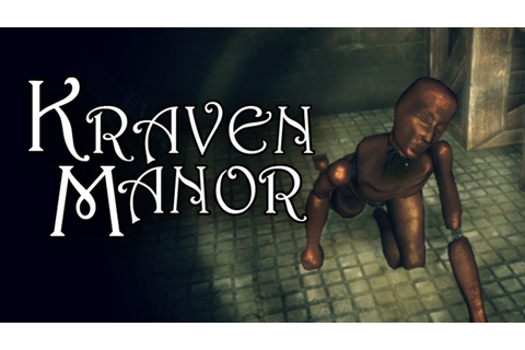 Kraven Manor Walkthrough Gameplay Review Let's Play ...