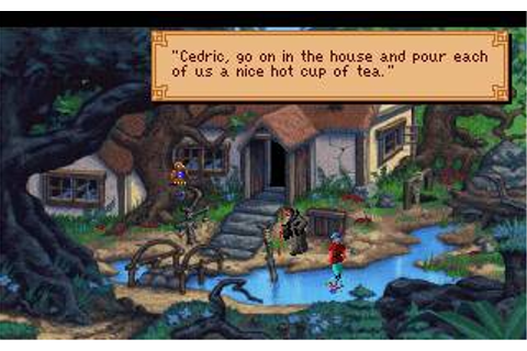 King's Quest 5: Absence Makes the Heart go Yonder Download ...
