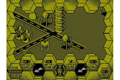 Amaurote (1987) by Binary Design ZX Spectrum game