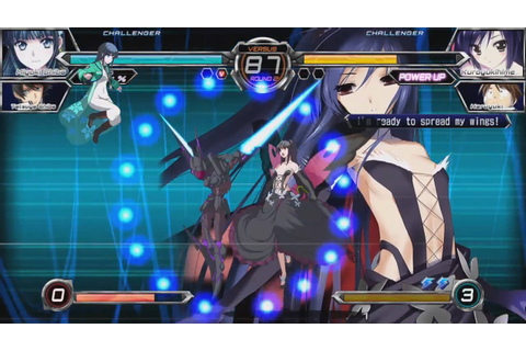 [PS Vita Review] Dengeki Bunko: Fighting Climax | PS4Blog.net