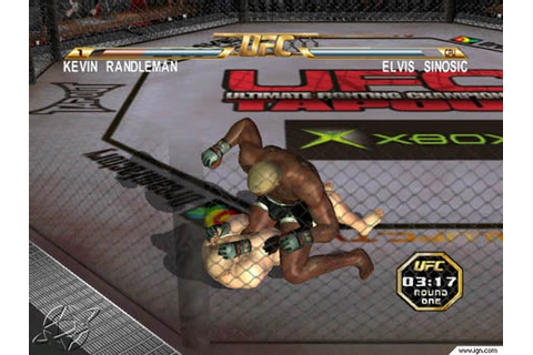 UFC: Tapout 2 Hands-On - IGN