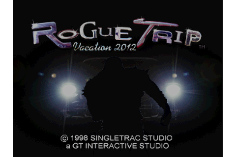 Super Adventures in Gaming: Rogue Trip: Vacation 2012 (PSX)