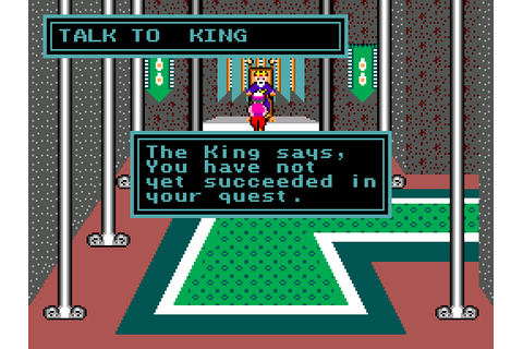 King's Quest: Quest for the Crown (1989) by Microsmiths ...