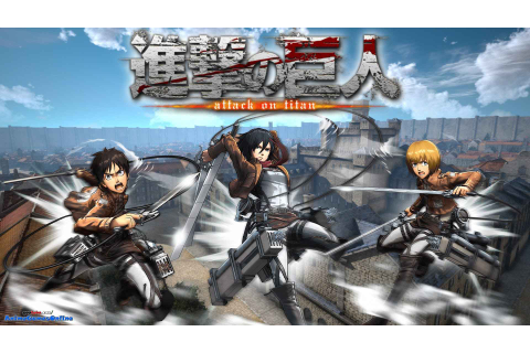 Attack on Titan: Wings of Freedom - PlayStation Universe