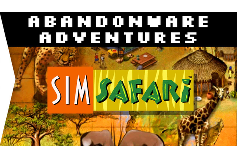 SimSafari Nature Sim from 1998! - Gameplay & Download ...