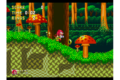 Sonic and Knuckles Game Download | GameFabrique