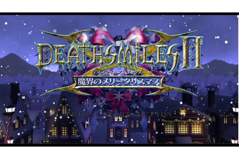 DeathSmiles II X - 1CC Xbox360 Mode (Follett) - YouTube