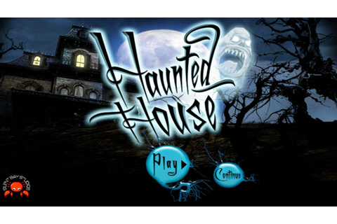 Haunted Halloween House - Ghost Hunting Game! - YouTube