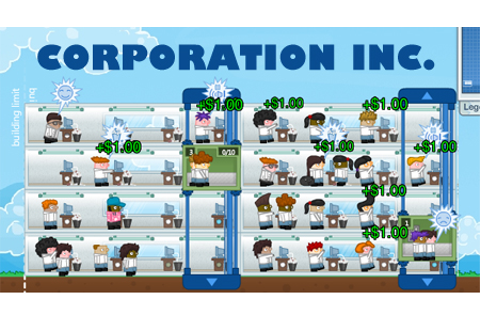Games & Sushi: Corporation Inc.