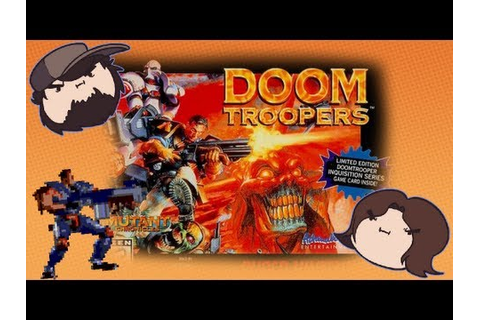 Doom Troopers - Game Grumps - YouTube