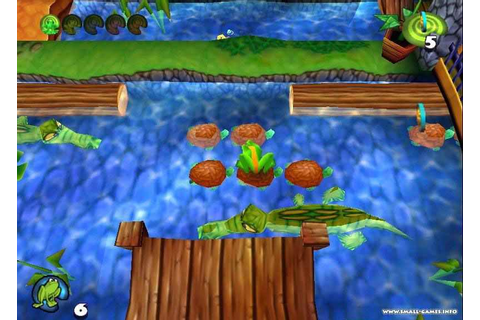 Frogger 2 Swampy's Revenge Download Free Full Game | Speed-New