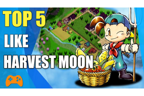 Top 5 games like Harvest Moon | Similar games to Harvest ...