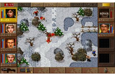 Jagged Alliance: Deadly Games Download (1995 Strategy Game)