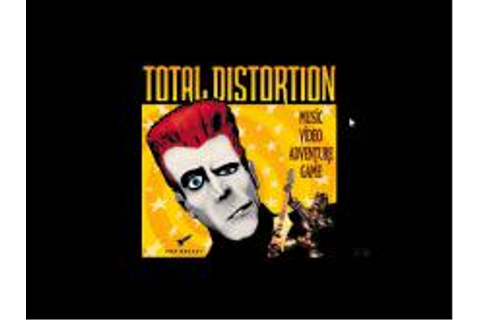 Total Distortion Download (1995 Adventure Game)