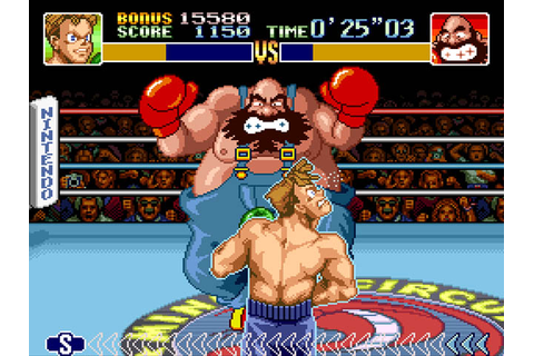 Super Punch-Out!! (Europe) ROM