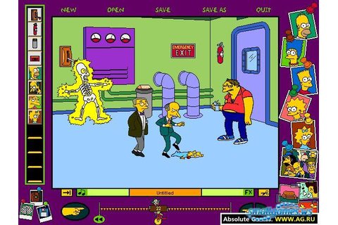The Simpsons Cartoon Studio | cartoon.ankaperla.com