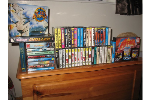 My old ZX Spectrum games collection | Flickr - Photo Sharing!