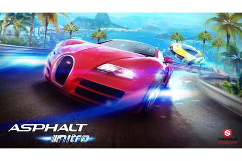 Asphalt Nitro - Game Trailer - YouTube