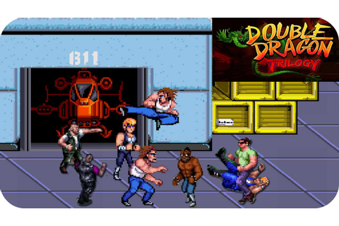 Double Dragon Trilogy Gameplay PC HD - YouTube