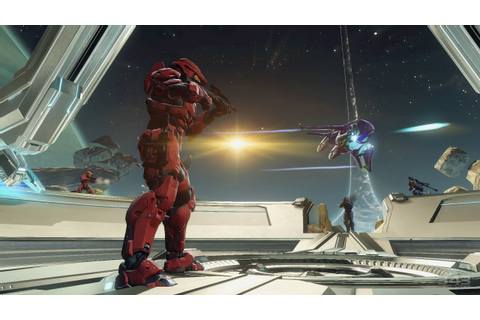 Halo 2 'Ascension' Remake 'Zenith' Gameplay – Halo The ...
