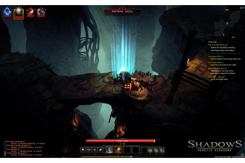 Download Shadows: Heretic Kingdoms Full PC Game