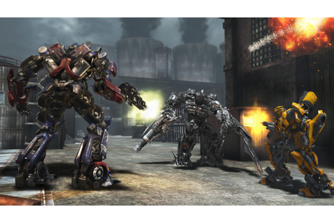 Transformers Dark of the Moon (PC Games) ~ Download Share ...