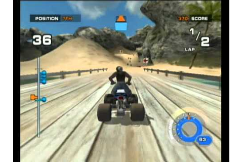 ATV Quad Power Racing 2 Xbox Gameplay - YouTube