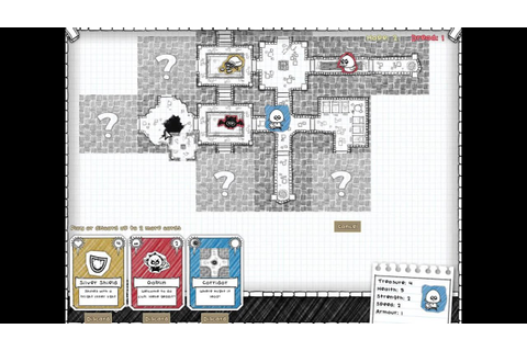 Guild of Dungeoneering - alpha gameplay March 2nd - YouTube