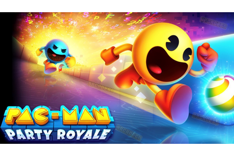 Apple Arcade: PAC-MAN Party Royal - The Classic Online ...