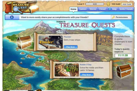 Treasure Quest Download Free Full Game | Speed-New