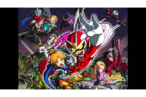 Viewtiful Joe: Red Hot Rumble OST - Menu - YouTube