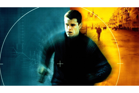 The Bourne Identity Drinking Game