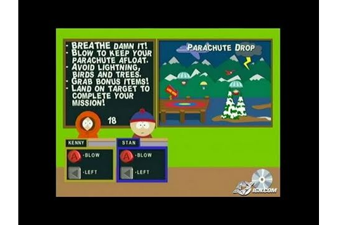 South Park: Chef's Luv Shack Dreamcast Video - Gameplay ...