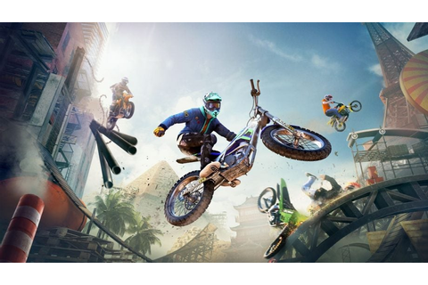 Trials Rising: release date, news, gameplay and more