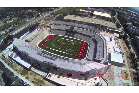TDECU STADIUM 15 days to OPENING GAME - YouTube
