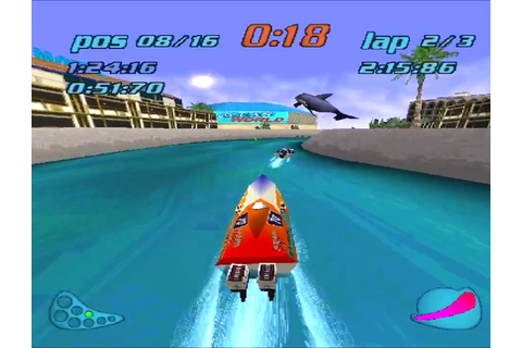 VR Sports Powerboat Racing Download Game | GameFabrique