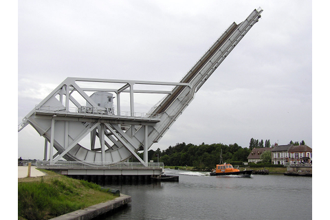 Pegasus Bridge - Wikipedia