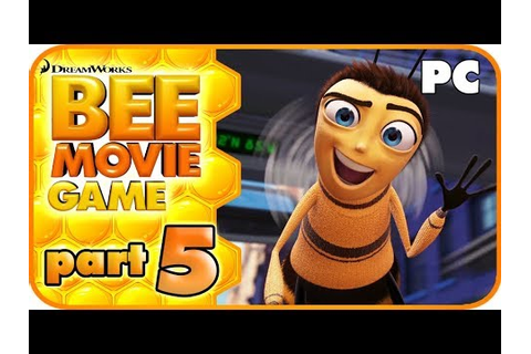 Bee Movie Game Walkthrough Part 5 (PC, PS2, X360) No ...