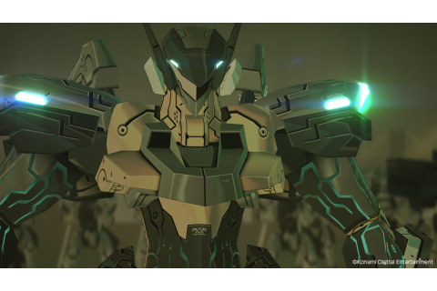Konami's Remastered 'Zone of the Enders 2' to Launch on ...