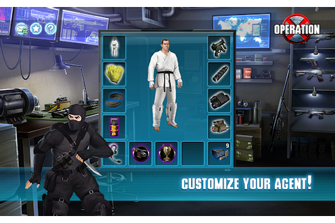 Operation X - The Agent Game for PC and MAC
