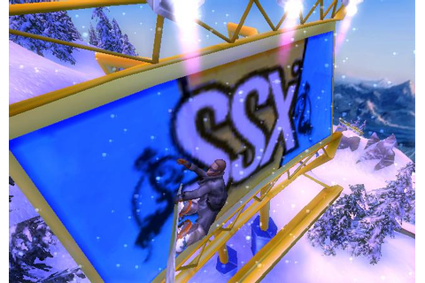 SSX Blur Review - Gaming Nexus