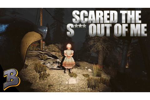 Little Girl Ghost Scared The S*** Out Of Me! Fighting Each ...