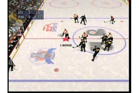 nhl 99 on Nintendo 64 - YouTube