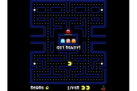 The Original Pacman! - YouTube