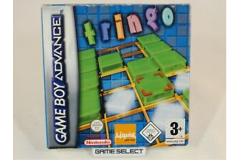 Tringo Nintendo Game Boy Advance GBA and DS NDS PAL EU EUR ...