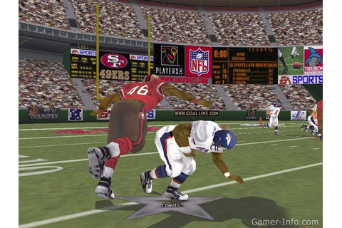 Madden NFL 2000 (1999 video game)